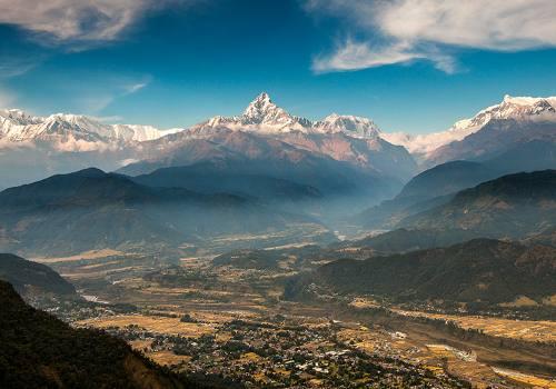 6 Nights / 07 kathmandu - Pokhara | Yeti Escape